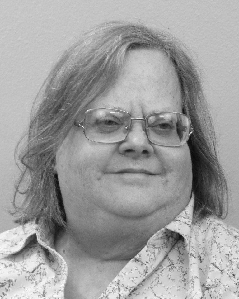 Karen K in BW (Medium)