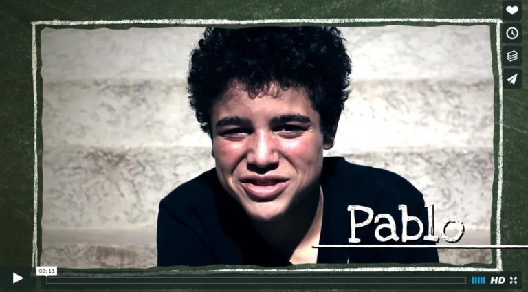 Pablo Video Screen Shot (Medium)