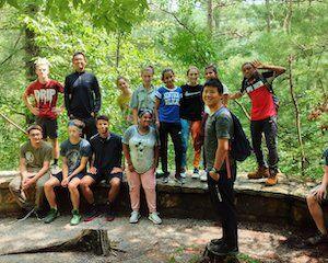 Adventure summer camps in kentucky